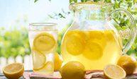 Acqua e limone al risveglio